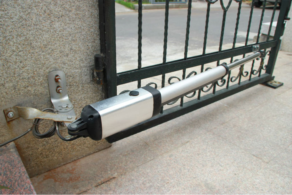 Motorizing Existing Gates Doors Thunder Amp Neon Group